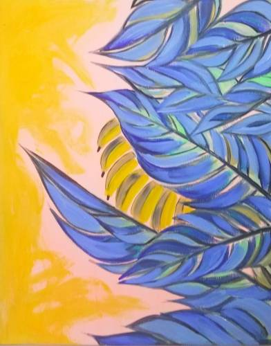 A Electric Bananas paint nite project by Yaymaker