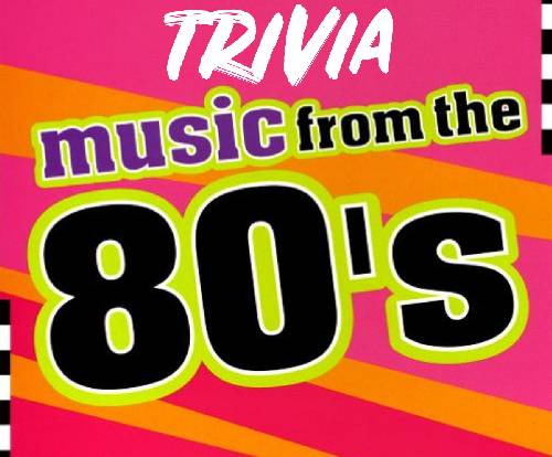 A 80s MUSIC Themed Trivia themed trivia project by Yaymaker