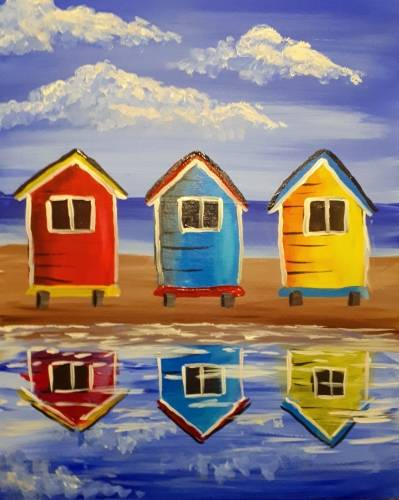 A Cavendish NL paint nite project by Yaymaker