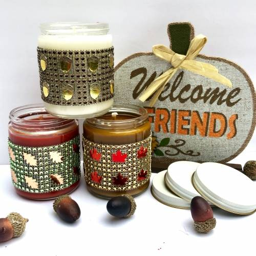 A Favorite Fall Scents  Candle Maker  Set Of 3 candle maker project by Yaymaker