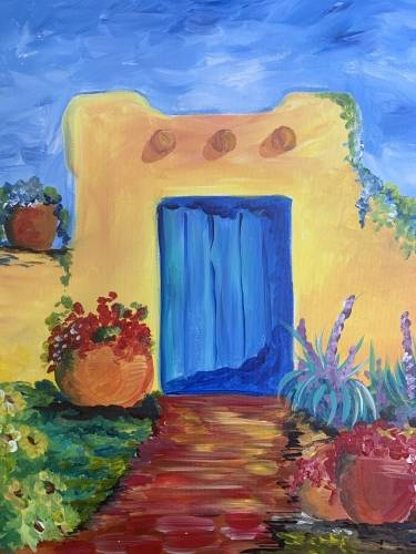 A Adobe Escape paint nite project by Yaymaker