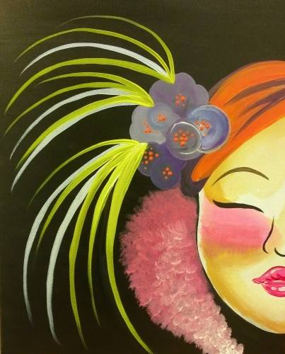 A Opulence paint nite project by Yaymaker