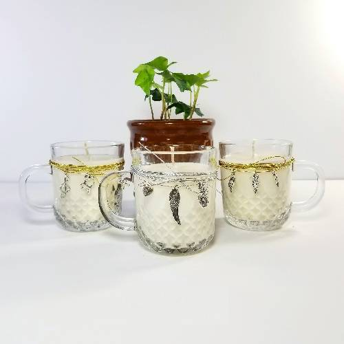 A Mugs  Charms Soy Candles candle maker project by Yaymaker
