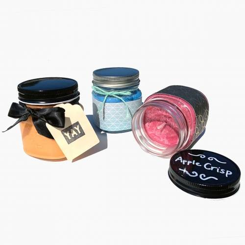 A Choose your Scent candle maker project by Yaymaker