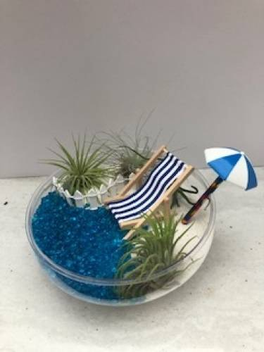 A Life at the Beach plant nite project by Yaymaker