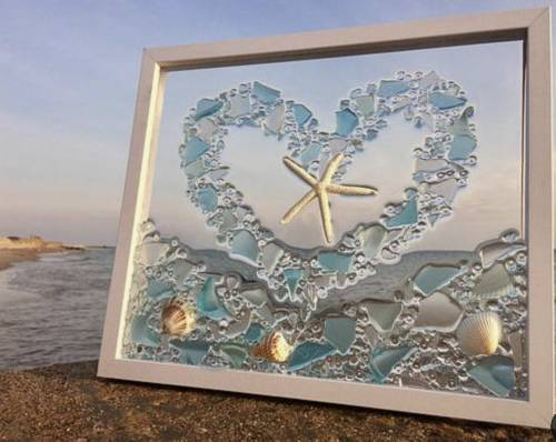 A I Love You to The Seascape and Back seascapes project by Yaymaker