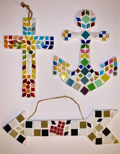 A Choose Your Mosaic make a mosaic project by Yaymaker