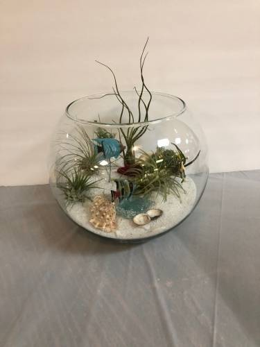 A Underwater II plant nite project by Yaymaker