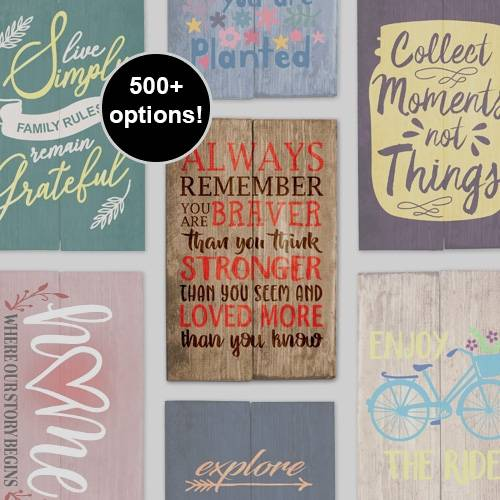 A Top Sellers design a sign project by Yaymaker