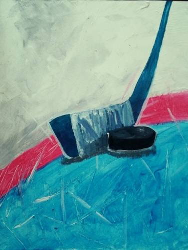 A Freeze Game paint nite project by Yaymaker