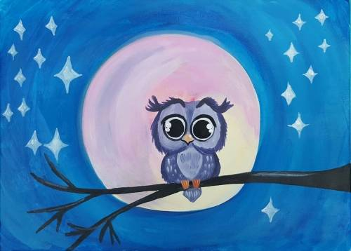 A Owlone Time III paint nite project by Yaymaker