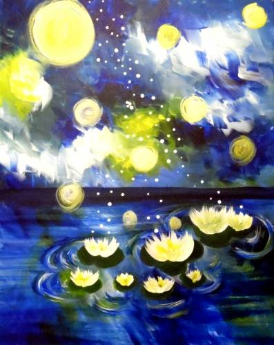 A Days Seem to Firefly paint nite project by Yaymaker