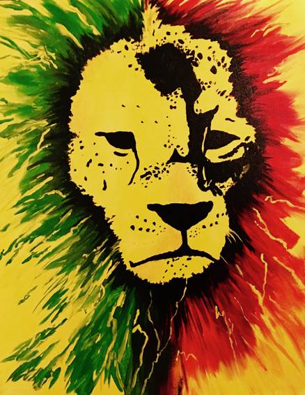 A RRRasta paint nite project by Yaymaker