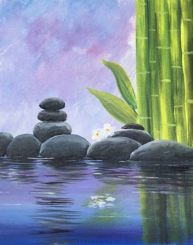 A Tranquility V paint nite project by Yaymaker