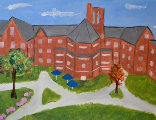 A Emmanuel College paint nite project by Yaymaker