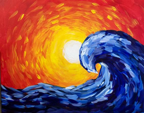 A Seaclipse paint nite project by Yaymaker