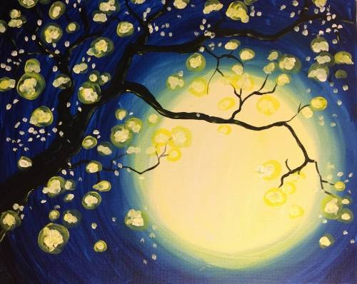 A Firefly Tree III paint nite project by Yaymaker