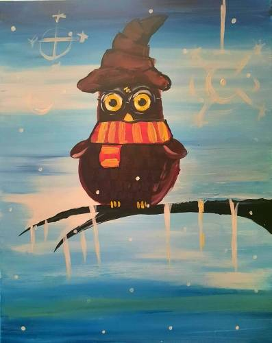 A Harry Hooter paint nite project by Yaymaker