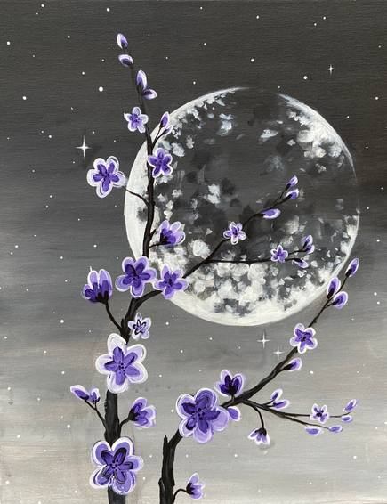 A Moonlit Lavender Blossoms experience project by Yaymaker