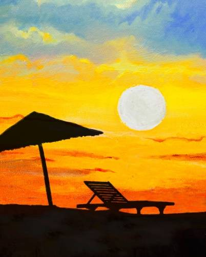 A Paradise Found II paint nite project by Yaymaker