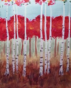 A Birchline paint nite project by Yaymaker