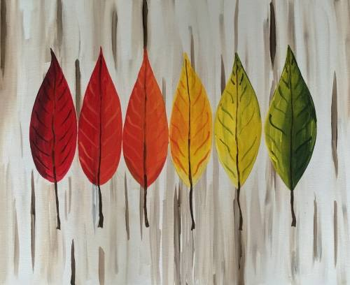 A Fall Spectrum paint nite project by Yaymaker