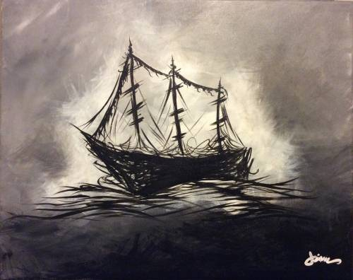 A Death and the Maiden paint nite project by Yaymaker