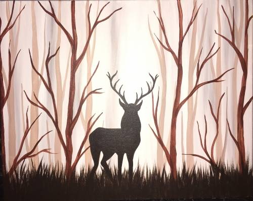 A Majestic II paint nite project by Yaymaker