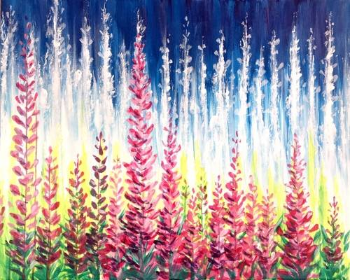 A Fireweed Fascination paint nite project by Yaymaker