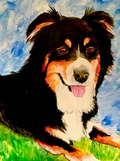 A Paint Your Pet III paint nite project by Yaymaker