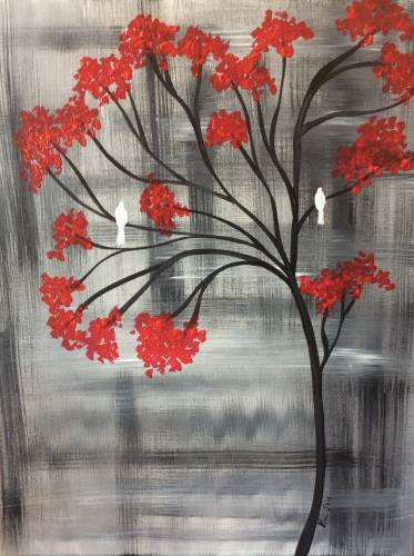 A Never Alone paint nite project by Yaymaker