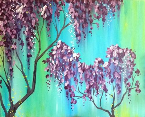 A Firefly Grove paint nite project by Yaymaker