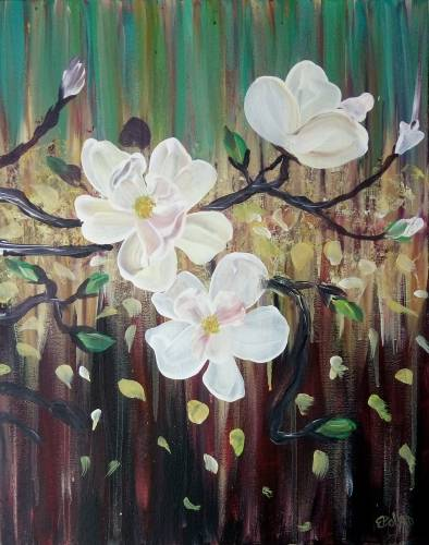 A Magnolia Painting Classic Colours paint nite project by Yaymaker