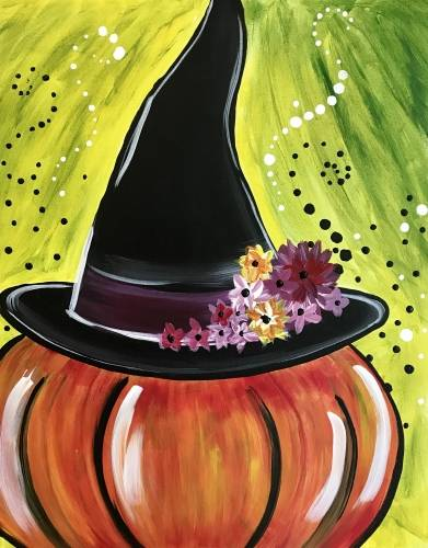A Harvest Magi paint nite project by Yaymaker