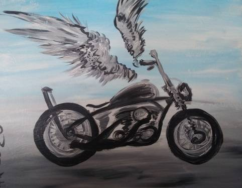 A Wings On A Chopper experience project by Yaymaker