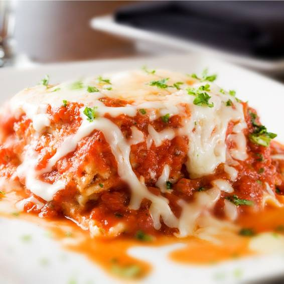 A Meatless Mondays  Lasagna Night experience project by Yaymaker