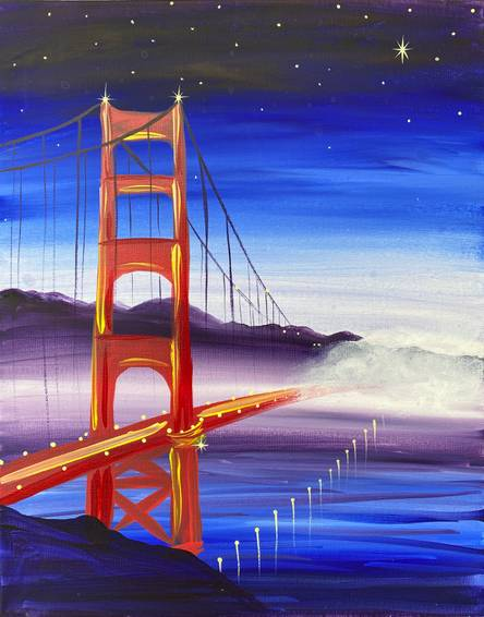 A Fog over the Golden Gate experience project by Yaymaker