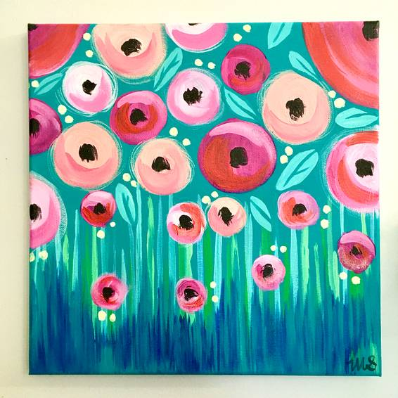 A Cheerful Poppies experience project by Yaymaker