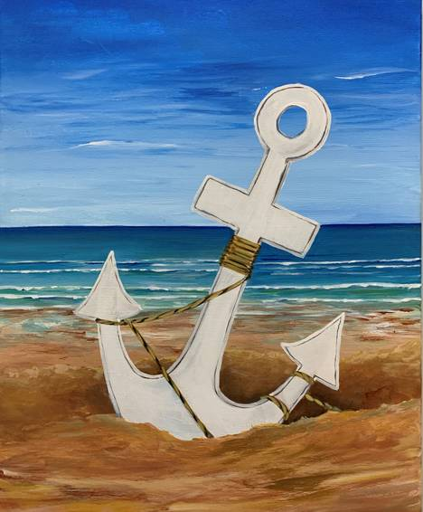A Anchored in the Sand experience project by Yaymaker