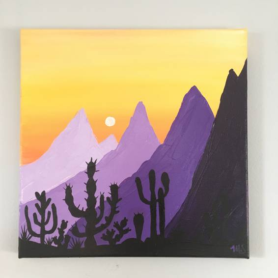 A Desert Cactus experience project by Yaymaker