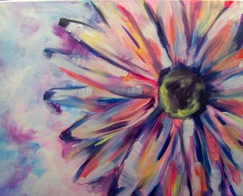 A Crazee Daizee paint nite project by Yaymaker