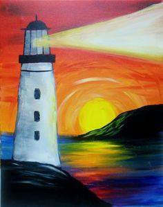 A Harbour House paint nite project by Yaymaker