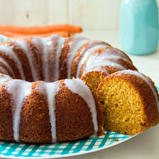 A Italian Carrot Bundt Cake Torta di Carote experience project by Yaymaker