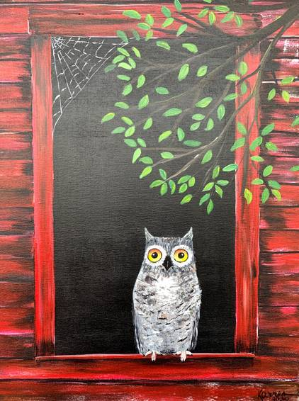 A Owl Be Barned experience project by Yaymaker