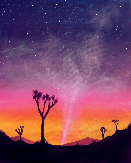 A Parks Joshua Tree Galaxy experience project by Yaymaker