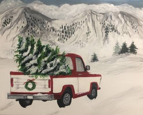 A Mountain Christmas experience project by Yaymaker