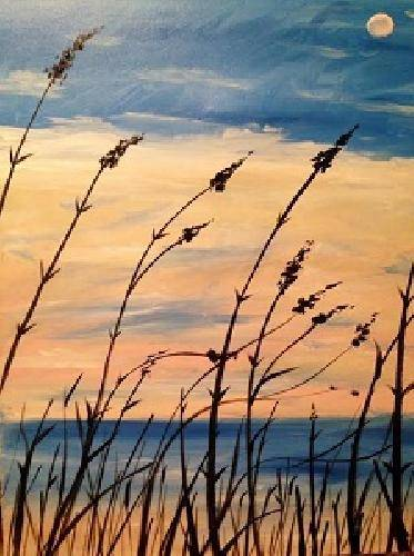 A Easy Breezy paint nite project by Yaymaker
