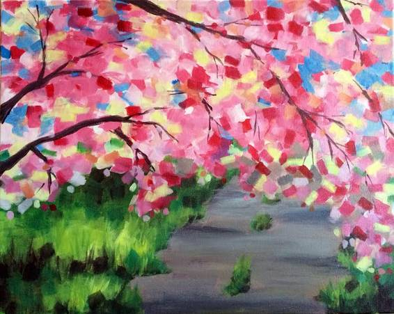 A Springs Path paint nite project by Yaymaker