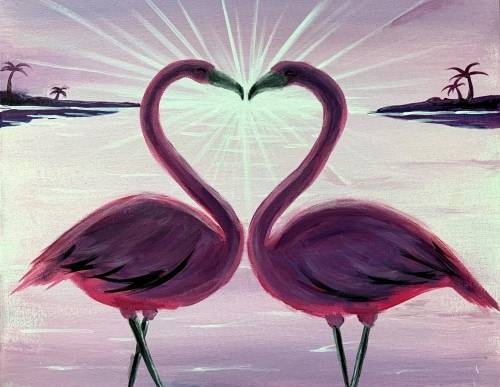 A Flamingo Lovers experience project by Yaymaker