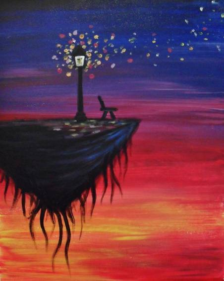 A Escape paint nite project by Yaymaker